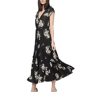 Free People All I Got Floral Tiered Maxi Dress